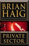 Private Sector | Haig, Brian | Signed First Edition Book