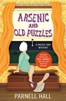 Arsenic and Old Puzzles | Hall, Parnell | Signed First Edition Book