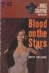 Halliday, Brett | Blood on the Stars | Trade Paperback Book