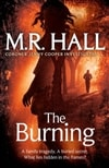 Burning, The | Hall, M.R. | Signed First Edition UK Book