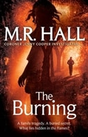 The Burning by M.R. Hall