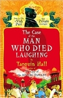 Case of the Man Who Died Laughing | Hall, Tarquin | Signed First Edition Book
