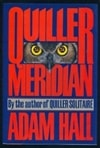 Quiller Meridian | Hall, Adam | Signed First Edition Book
