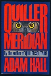 Quiller Meridian | Hall, Adam | First Edition Book