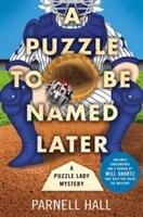 Puzzle to be Named Later, A | Hall, Parnell | Signed First Edition Book
