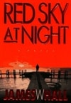 Red Sky at Night | Hall, James W. | Signed First Edition Book