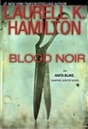 Hamilton, Laurell K. - Blood Noir (Signed First Edition)