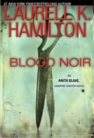 Blood Noir | Hamilton, Laurell K. | Signed First Edition Book