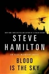 Blood is The Sky | Hamilton, Steve | Signed First Edition Thus Trade Paper Book