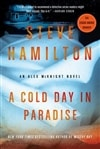 Cold Day in Paradise, A | Hamilton, Steve | Signed First Edition Trade Paper Book