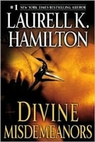 Hamilton, Laurell K. - Divine Misdemeanors (Signed First Edition)