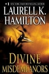 Hamilton, Laurell K. | Divine Misdemeanors | First Edition Book