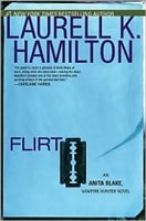Flirt | Hamilton, Laurell K. | Signed First Edition Book