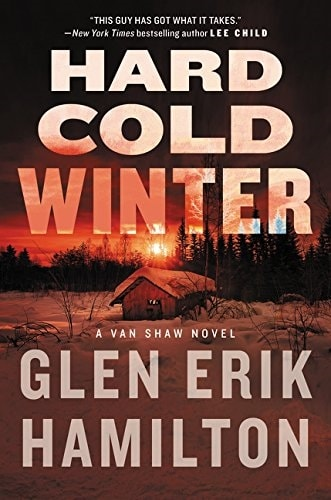 Hard Cold Winter by Glen Erik Hamilton