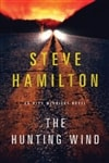 Hunting Wind, The | Hamilton, Steve | Signed First Edition Trade Paper Book