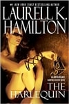 Harlequin, The | Hamilton, Laurell K. | Signed First Edition Book