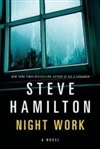 Night Work | Hamilton, Steve | Signed First Edition Thus Trade Paper Book