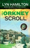 The Orkney Scroll by Lyn Hamilton (First Edition)
