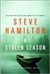 Stolen Season, A | Hamilton, Steve | Signed First Edition Thus Trade Paper Book