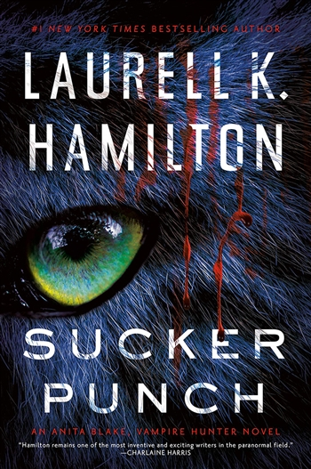 Sucker Punch by Laurell K. Hamilton