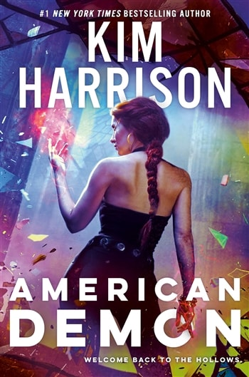 American Demon by Kim Harrison