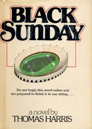 Black Sunday by Thomas Harris
