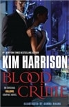 Harrison, Kim | Blood Crime | Signed First Edition Book
