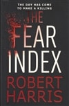 Fear Index, The | Harris, Robert | Signed 1st Edition Thus UK Trade Paper Book