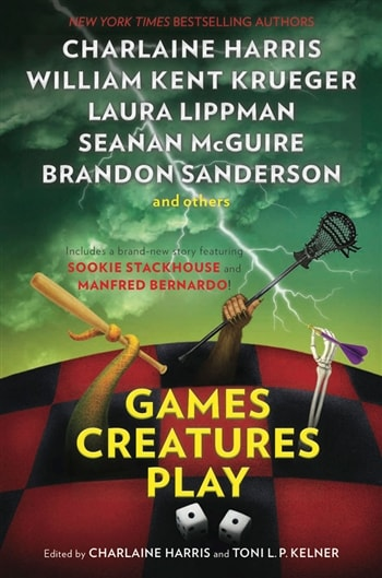 Games Creatures Play by Charlaine Harris
