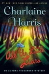 All the Little Liars by Charlaine Harris | Signed First Edition Book