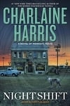 Harris, Charlaine | Night Shift | Signed First Edition Book