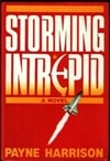 Harrison, Payne - Storming Intrepid (Signed First Edition)