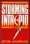 Harrison, Payne | Storming Intrepid | Signed First Edition Book