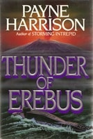 Thunder of Erebus | Harrison, Payne | Signed First Edition Book