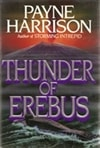 Harrison, Payne | Thunder of Erebus | Signed First Edition Book