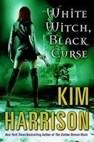 White Witch, Black Curse | Harrison, Kim | Signed First Edition Book