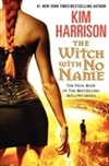 Witch With No Name, The | Harrison, Kim | Signed First Edition Book