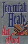 Act of God | Healy, Jeremiah | Signed First Edition Book