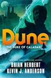 Herbert, Brian & Anderson, Kevin J. | Dune: The Duke of Caladan | Double-Signed First Edition Book