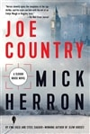 Herron, Mick | Joe Country | Signed First Edition Copy
