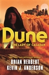 Herbert, Brian & Anderson, Kevin J. | Dune: The Lady of Caladan | Double-Signed First Edition Book