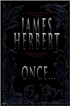 Once | Herbert, James | Signed First Edition Book
