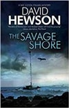 Savage Shore | Hewson, David | Signed First Edition UK Book