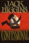 Confessional by Jack Higgins | Signed First Edition Book