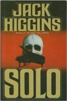 Solo | Higgins, Jack | First Edition Book