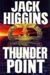 Thunder Point | Higgins, Jack | Signed First Edition Book
