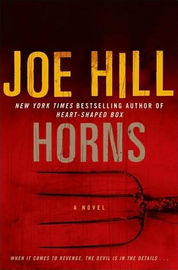 Horns by Joe Hill