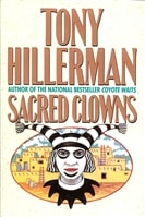 Sacred Clowns | Hillerman, Tony | Signed First Edition Book