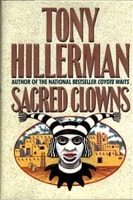 Sacred Clowns | Hillerman, Tony | First Edition Book