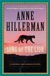 Song of the Lion | Hillerman, Anne | Signed First Edition Book